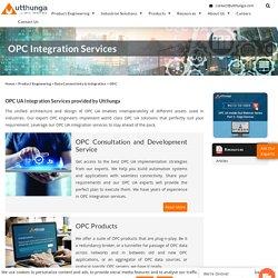 OPC UA Server/Client Development