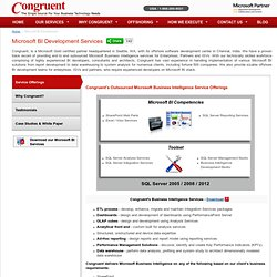 Choose Sharepoint Branding Services by Congruent