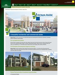 Zambia Property Development