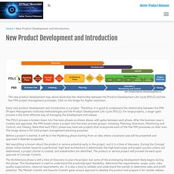 Project Management for New Product Introduction