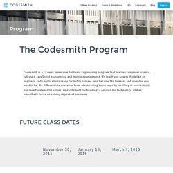 Code Smith(LA)