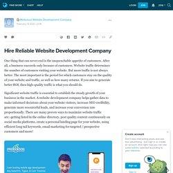 Hire Reliable Website Development Company: ext_5361313 — LiveJournal