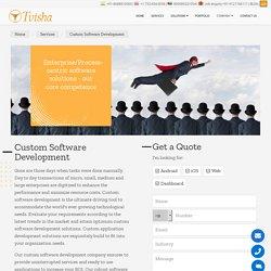 Custom Software Development Company, Maintenance, Support