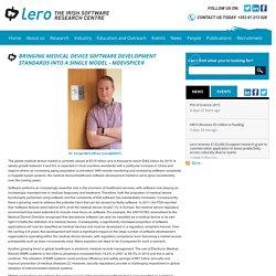Bringing Medical Device Software Development Standards into a single model - MDevSPICE®