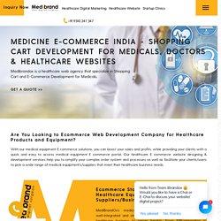 Ecommerce Development for Medicals & Healthcare