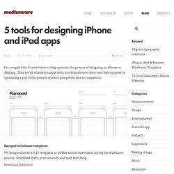 Calgary Web Design & iPhone App Development by Mediumrare
