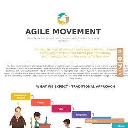 Agile Software Development Companies India