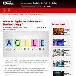 A Guide on Agile Development Methodology