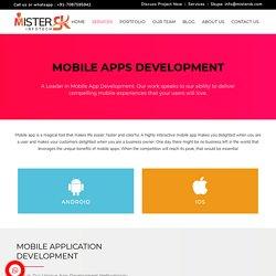 Mobile APP Development Company MisterSK Infotech