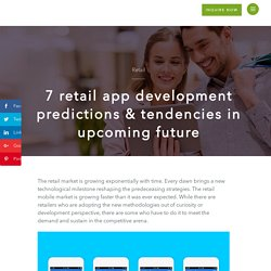 retail mobile app development