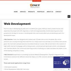 Web Development – i-Netsolution – Readymade PHP Scripts