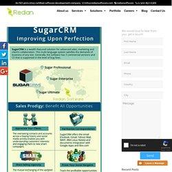 Offshore SugarCRM Development Services