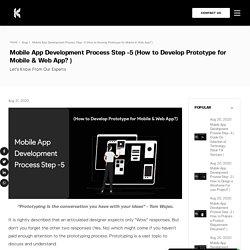 Mobile App Development Process Step-5