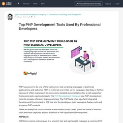 Top PHP Development Tools Used By Professional Developers