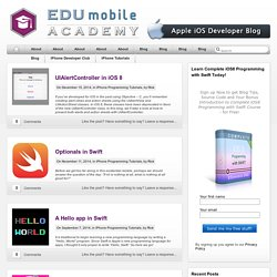 iPhone Resource for Developers and Entrepreneurs