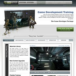 Game Programming, Video Game Design, Video Game Programming
