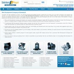 Web Development Company in Rawalpindi
