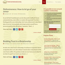Personal Development & Relationship Blog