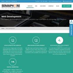 Web Design and Development Services, Responsive Web Development