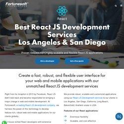 Top React JS Development Services USA
