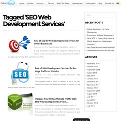 SEO Web Development Services Archives -