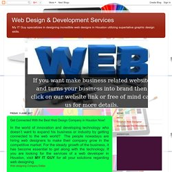 Best Web Design Company in Houston Now