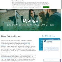 Django Development Company & Services