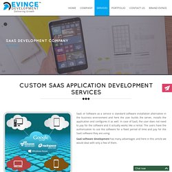 Hire Expert SaaS Application Developer in USA