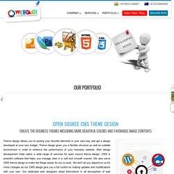 Open Source Web Design & Development Services