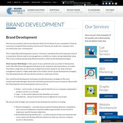 Excellent Website Brand Development Service