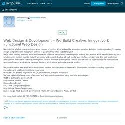 Web Design & Development – We Build Creative, Innovative & Functional Web Design: sitecorecms