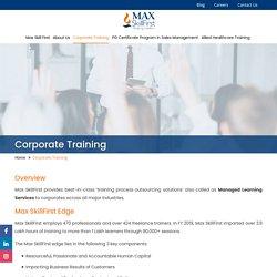 Corporate Training: Staff Training and Development Company