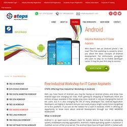 Free Workshop - Android Development - STEPSKOCHI