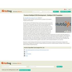 HubSpot Website Development - eSparkBiz
