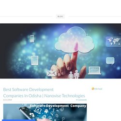 Best Software Development CompaniesInOdisha