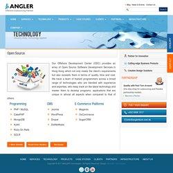 Web Development Technologies - ANGLER