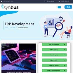 ERP Software Development company, India