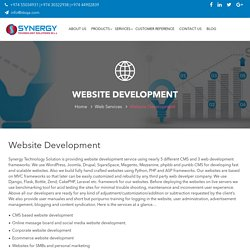 Best Website Development Company in Qatar