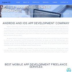 iOS App Development - Netdroid Technology