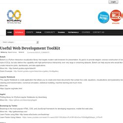 Best Useful Web Development ToolKit