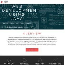 Web Development using Java Training in Delhi, Noida