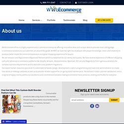 Ecommerce Web Design & Development Company