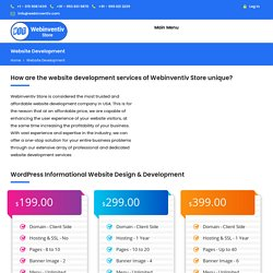 Best Website Design and Development in USA