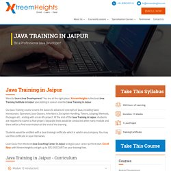 Become A Java Programmer: Join Java Certification Training Program