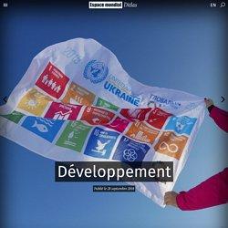 Développement - Espace mondial : l'Atlas