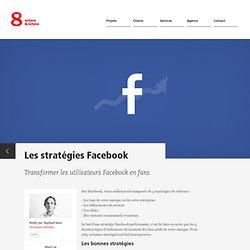 Les stratégies Facebook