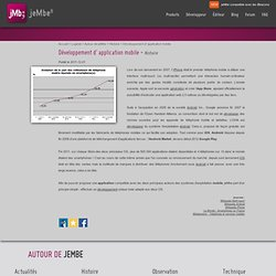 Développement d' application mobile - jeMbe®