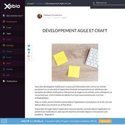 Blog Xebia - Cabinet de conseil IT