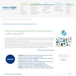 Com On Light, agence conseil en communication responsable