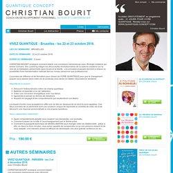 Christian Bourit - Coach en développement personnel, auteur et confériencier
